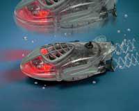 лодка на радиоуправлении