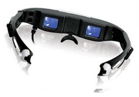 очки с видеокамерой