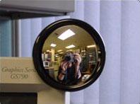 зеркало на монитор