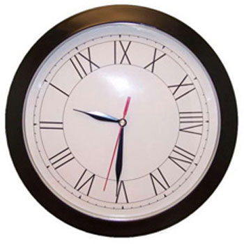 Часы с обратным ходом