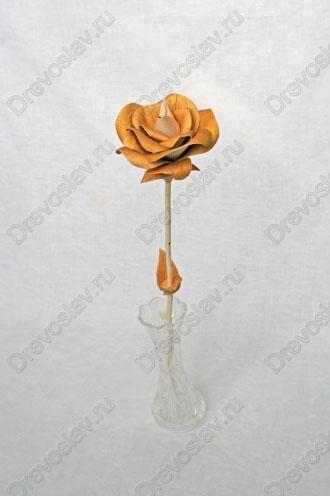 Розы из бересты