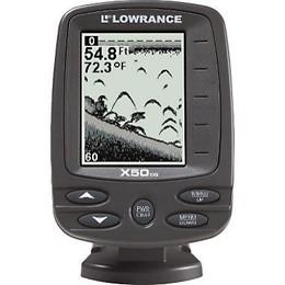 Модель Lowrance X50 DS