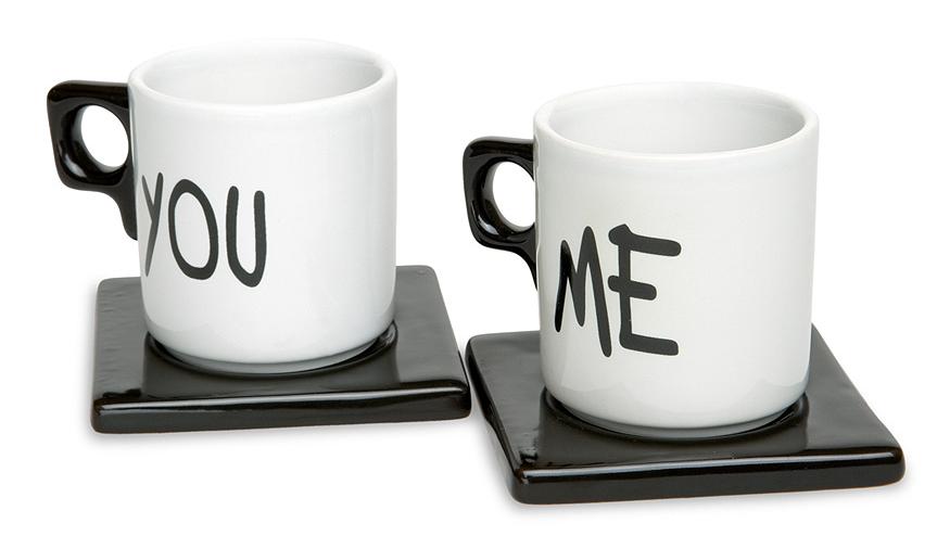 Кофейный набор You and Me