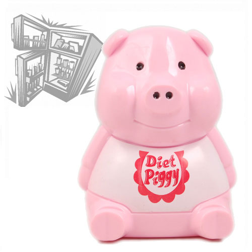 Свинка на диете