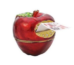 Яблоко для учителя