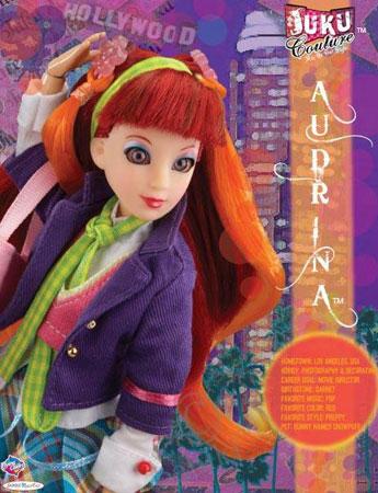 Куклы Juku Couture