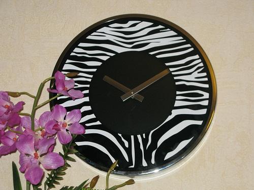 часы-зебра