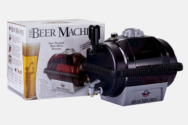 Домашняя пивоварня - лучший подарок пиволюбам!