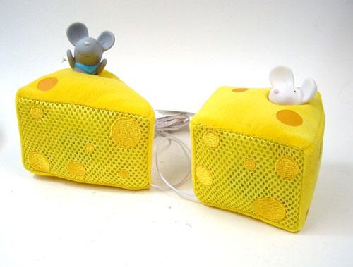 Колонки-мыши