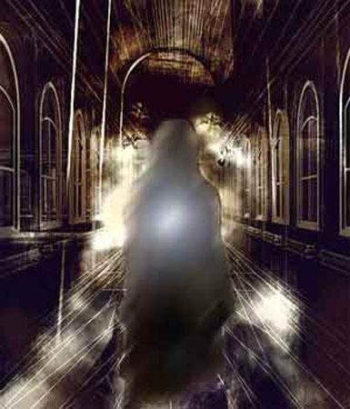 В гостях у привидений