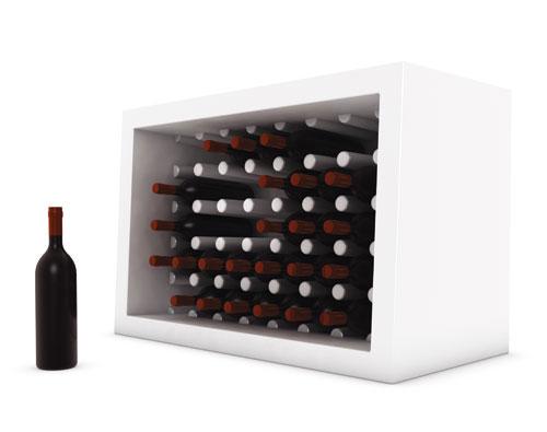 Если пить, то красиво! Cтеллаж для винных бутылок