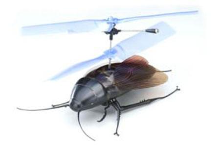 """Радиоуправляемая летающая игрушка """"Кукарача"""""""