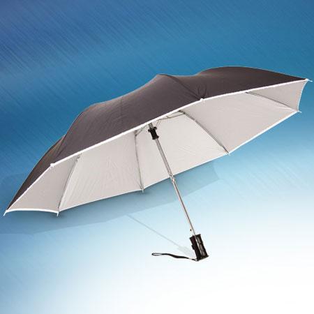 Подарок для шутника - зонт-жезл ПДД