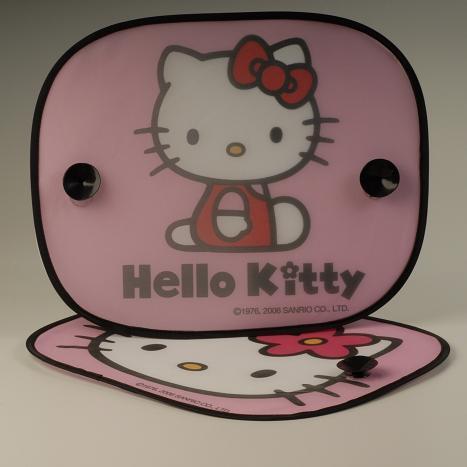 Солнцезащитная шторка Hello Kitty