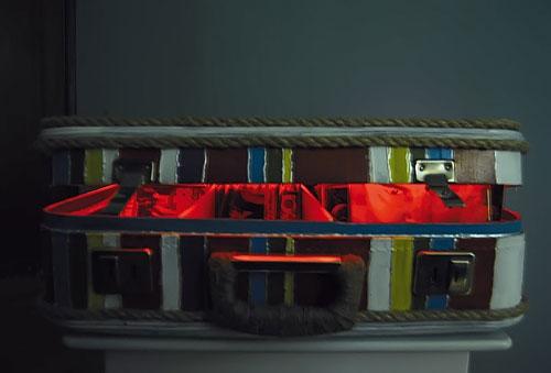 История одного чемодана или Чемоданное настроение