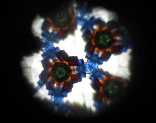 Картинка из калейдоскопа