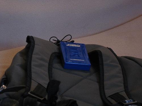 Рюкзак, вид... в другой стороны