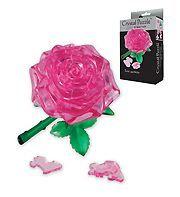 Головоломка - роза