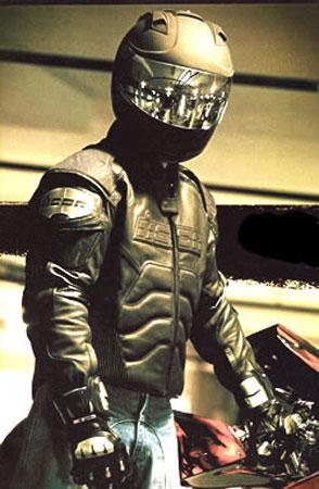 Подарок мотоциклисту - защитный костюм