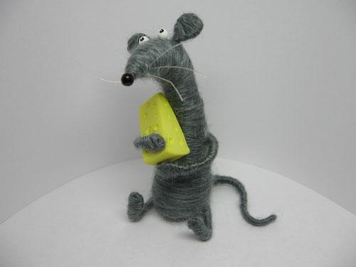 Как сделать крысу