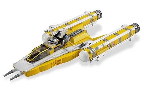 Конструктор LEGO из серии «Звездные войны»