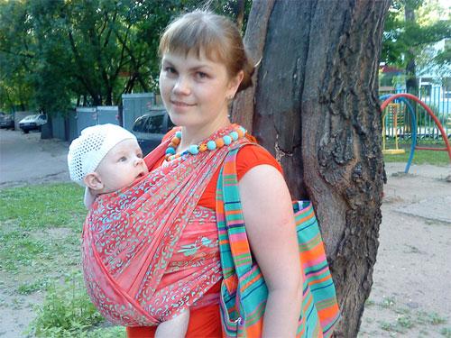 Слингобусы - подарок маме и малышу
