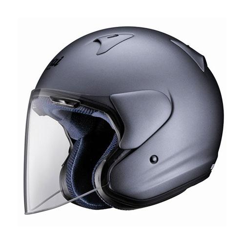Полуоткрытый шлем