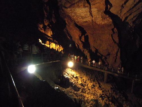 Самый длинный подземный мост