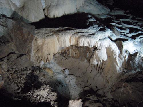 Впечатление в подарок - поход в Новоафонскую пещеру
