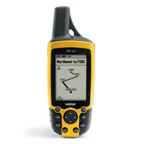 Туристический GPS-навигатор