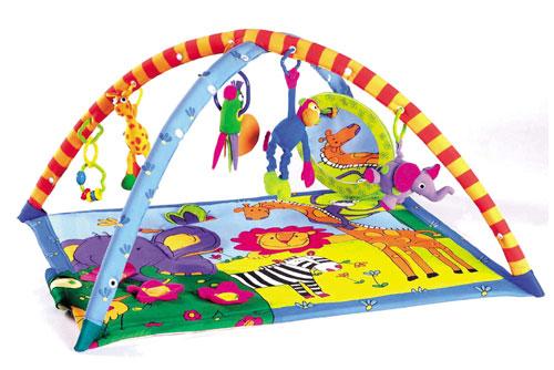 Познавательный коврик для малышей