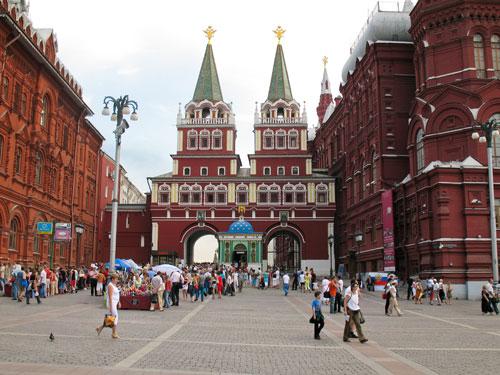Дарю тебе Москву! Как подарить впечатления от поездки в столицу