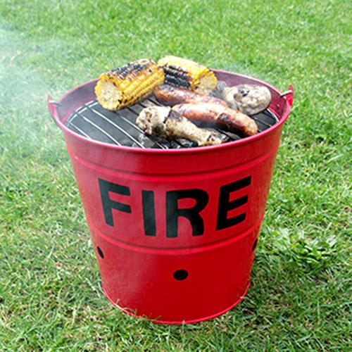 Противопожарное барбекю