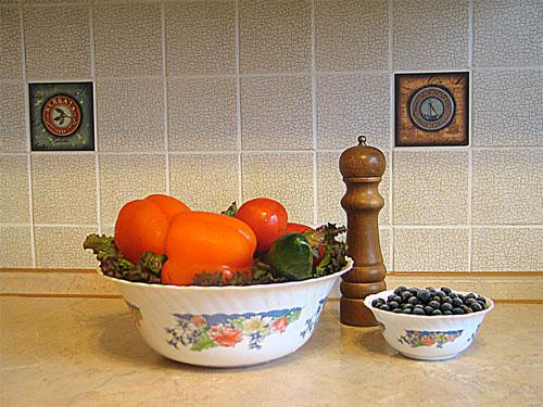 Большая и самая маленькая салатницы Florine