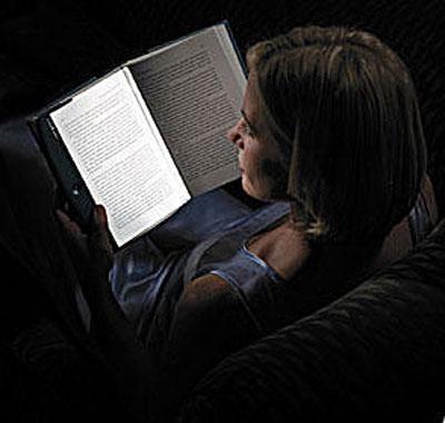 Подсветка для книг