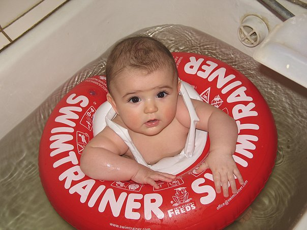 Swimtrainer красный