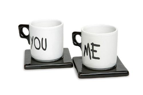 """Кофейный набор """"Ты и Я"""""""