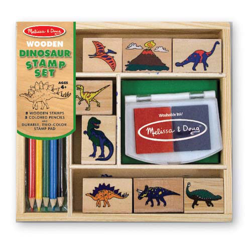 """Штампики """"Динозавры"""""""