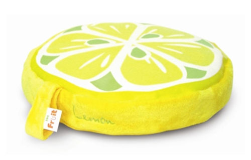Подушка-пуфик Лимон
