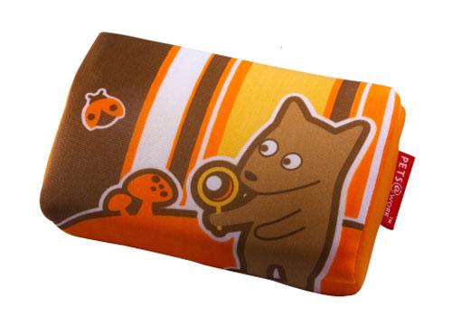 Подставка под руку кирпичная с собачкой