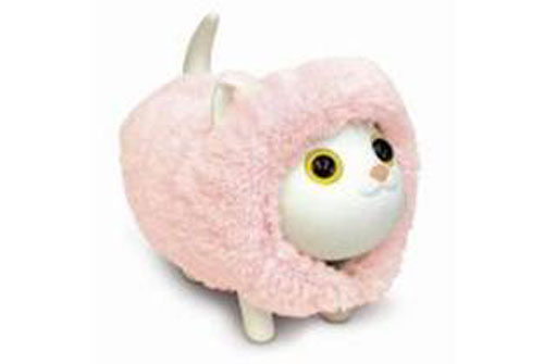 Котенок в овечьей шкуре