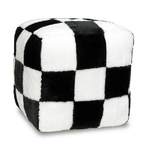 Пуфик Кубик Рубика