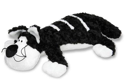 Подушка-валик Кот