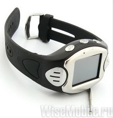 Часы-телефон Mini S66