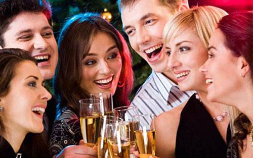 Идеи новогодних вечеринок