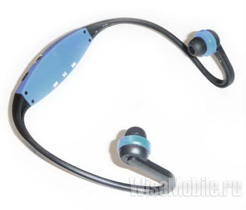 MP3-плеер наушники