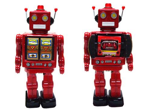 Робот Электрон
