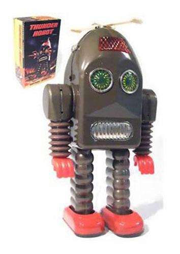 Робот Гром