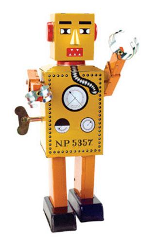 Робот Лилипут (большой)