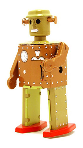 Робот Атомик
